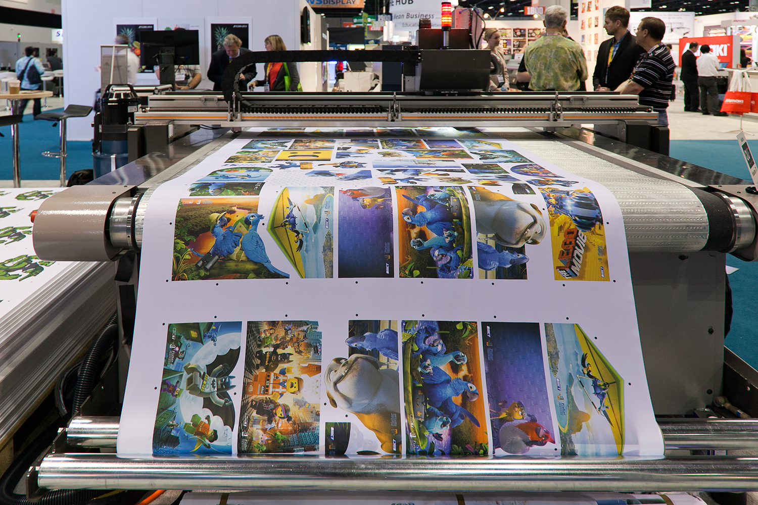 Facts about Industrial Inks and Four Applications