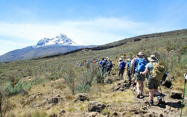 Mount Kilimanjaro ranks as One of the top must-see destinations in Africa