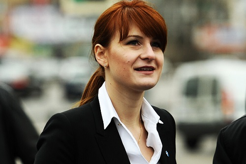 Chicago Tribune: Another top-ranking Russian handler of Maria Butina revealed