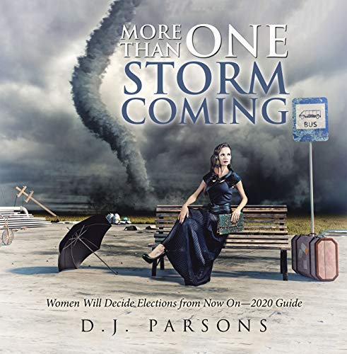 Sitting Down with Bestselling Author D.J. Parsons To Talk About How Women Can Change Politics Forever